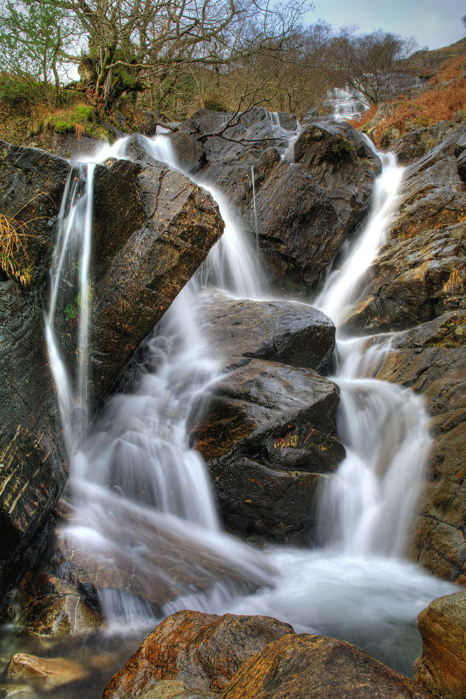 Sour Milk Gill by fiftythreenorth