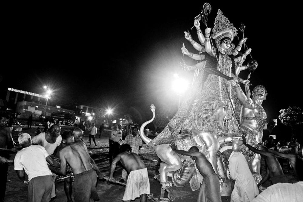 Durga festival - india by Yogesh Pawar