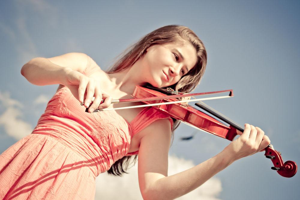 Violino by Jucilene Souza