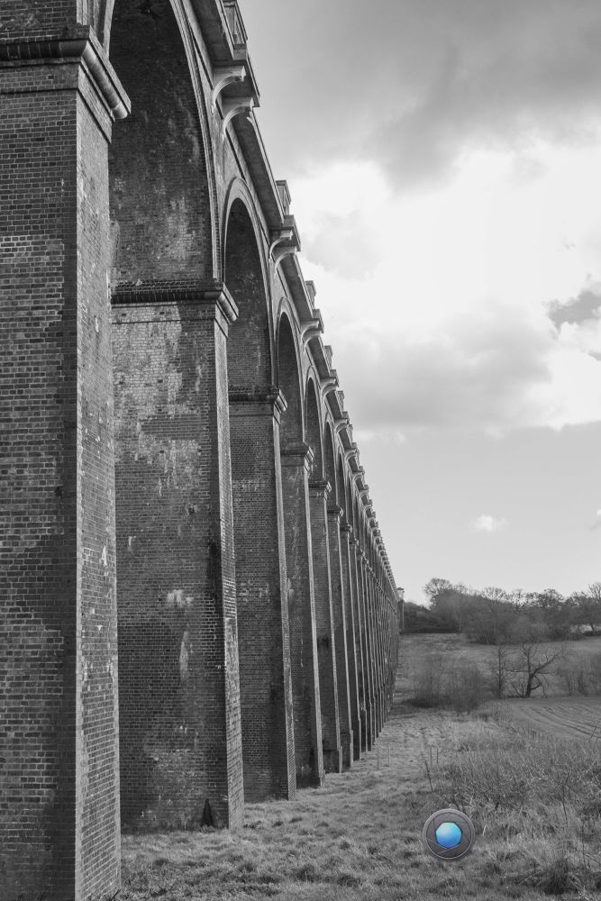 Viaduct by DarrenWood