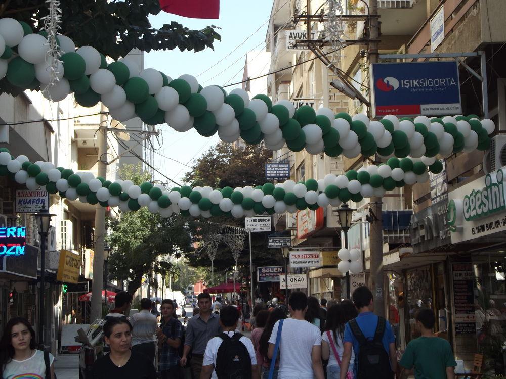 manisa türkiye by Turgut