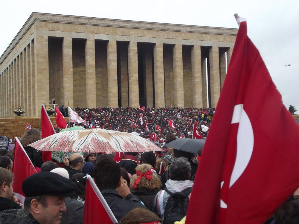 ATATÜRK VE ANITKABİR by Turgut
