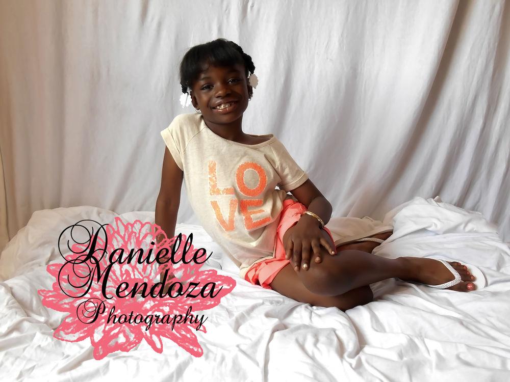 pretty Girl by Danielle Mendoza