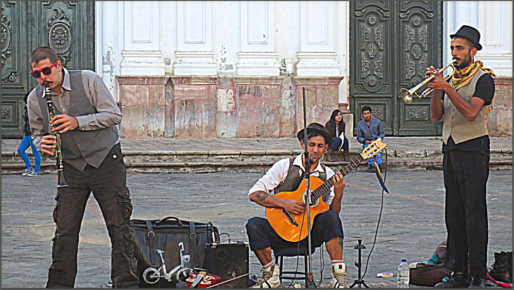 Street Band by Vaisecito