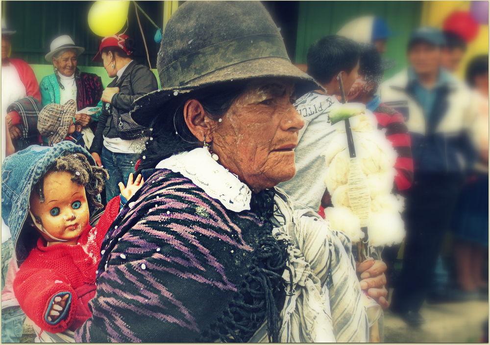 Mama Carnaval. by Vaisecito