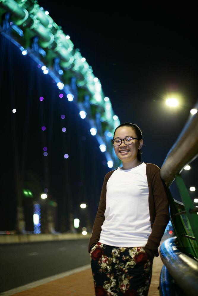 Dragon bridge in Đà Nẵng City Vietnam by à toi de photo