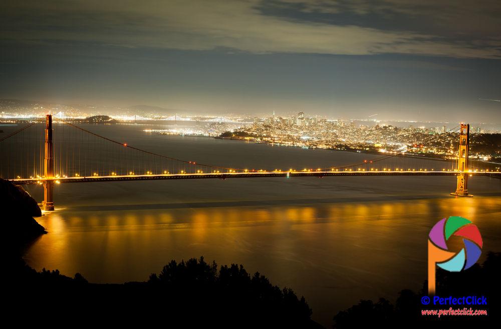 Golden Gate Bridge by PerfectClick