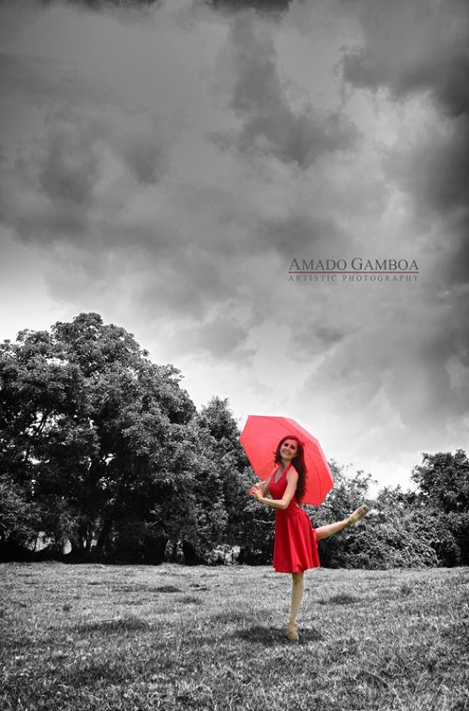 Red by Danny Gamboa
