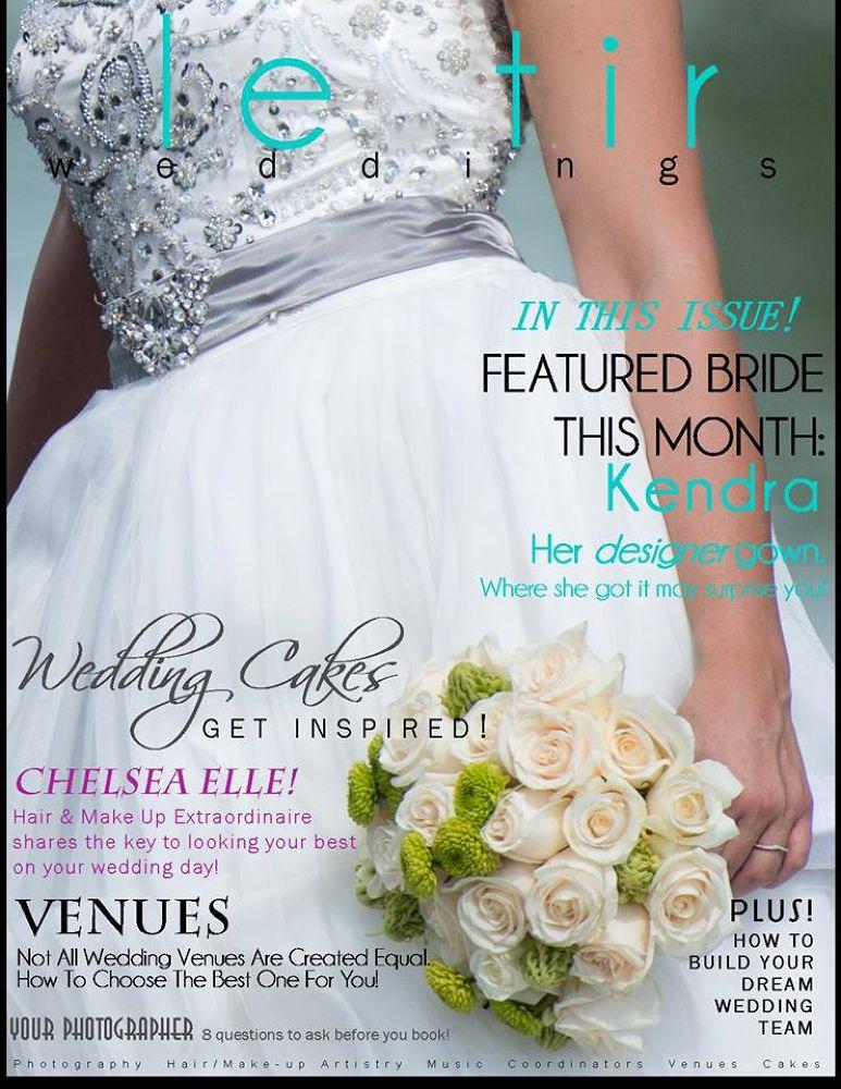 Le Tir Photography Wedding Mag by Jackie Crady-Rice
