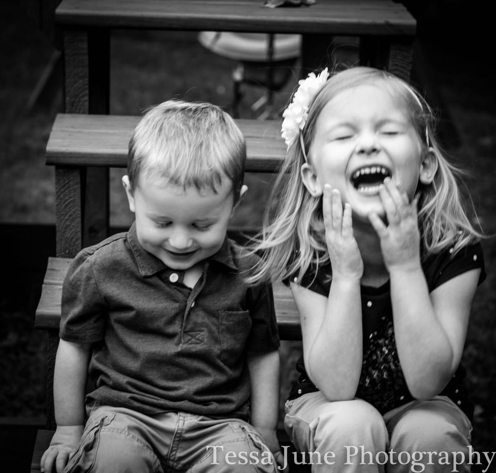 Laughter and smiles by Tessa Ardolf