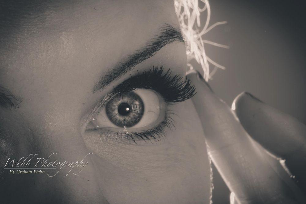 Iris by Graham Webb