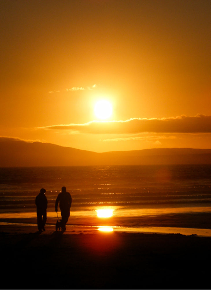 Kintra Beach by Ian MacLennan