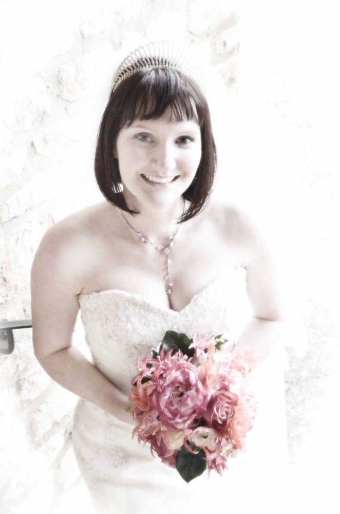 Wedding - Debbie by Pamela Harridine