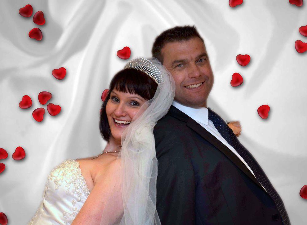 Wedding - Debbie & Mark by Pamela Harridine