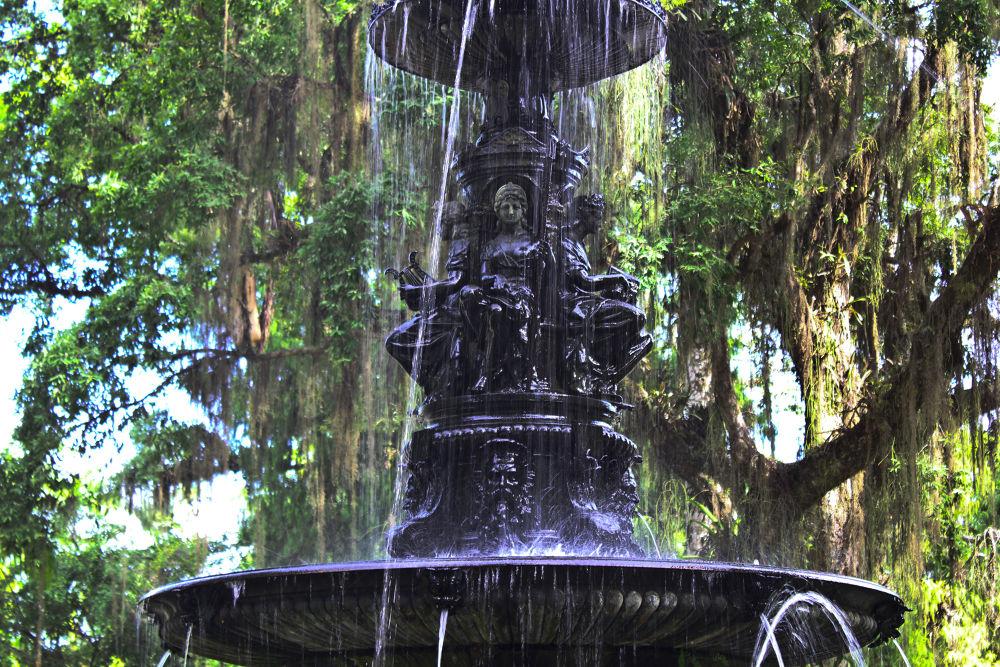 Chafariz Jardim Botanico - RJ by gkochem