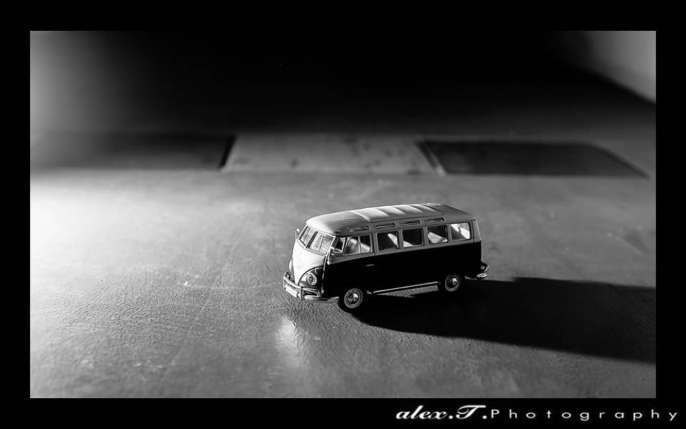 VW Toy Shoot ( Singapore ) by Alex T Photography