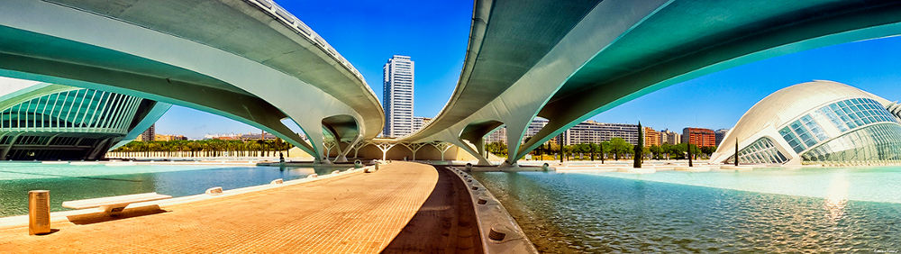 Futurecity (Valencia) Spain by Erwan Grey