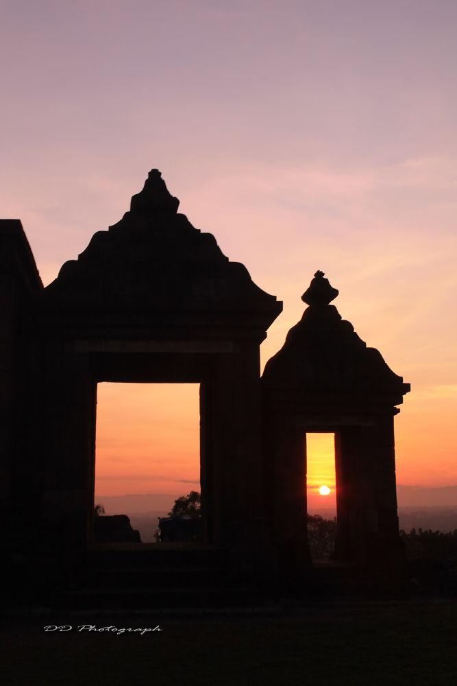 Ratu Boko Temple by Ndri Ndri