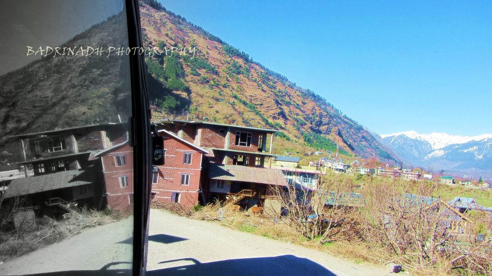 the reflection :/ by Satish