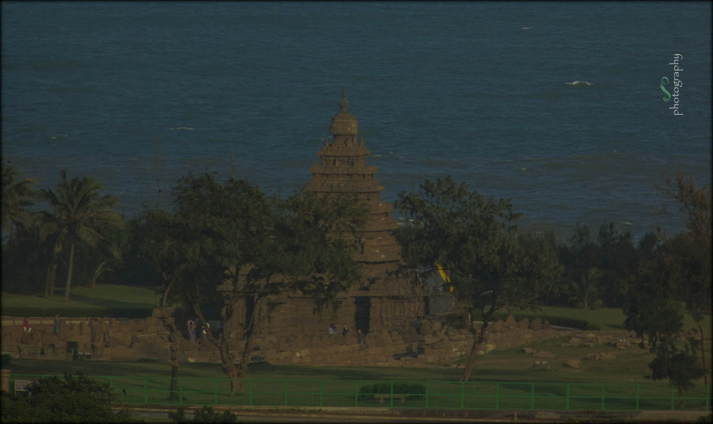 mahabalipuram by Mani Sekar