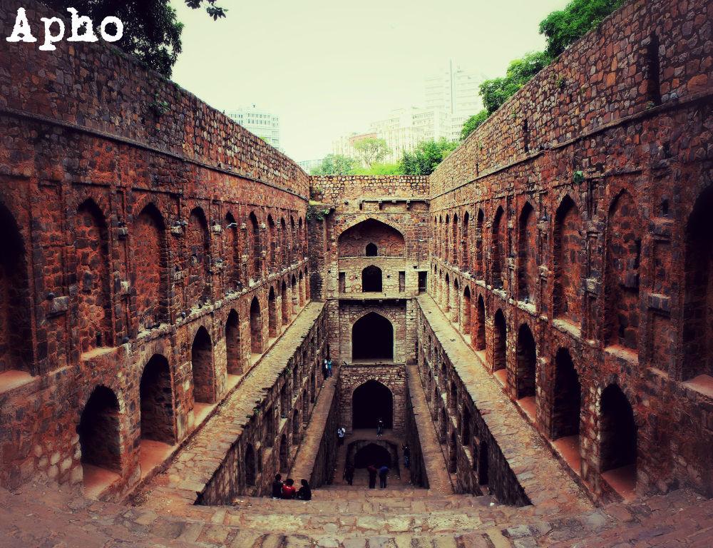 Photo in Architecture #architecture #building #bricks #way