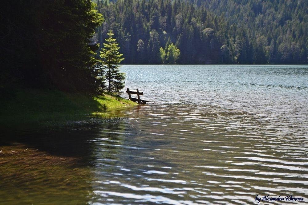 Blake Lake, Montenegro by KlimovaAlexandra