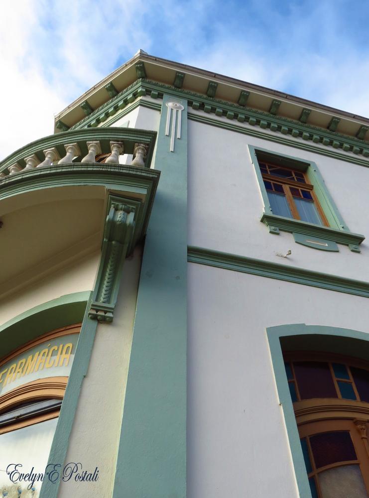 Antônio Prado, RS - Arquitetura - Patrimônio Histórico e Artístico Nacional by Evelyn Postali