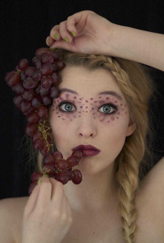 Fruit Fashion by Marilyn Marshall