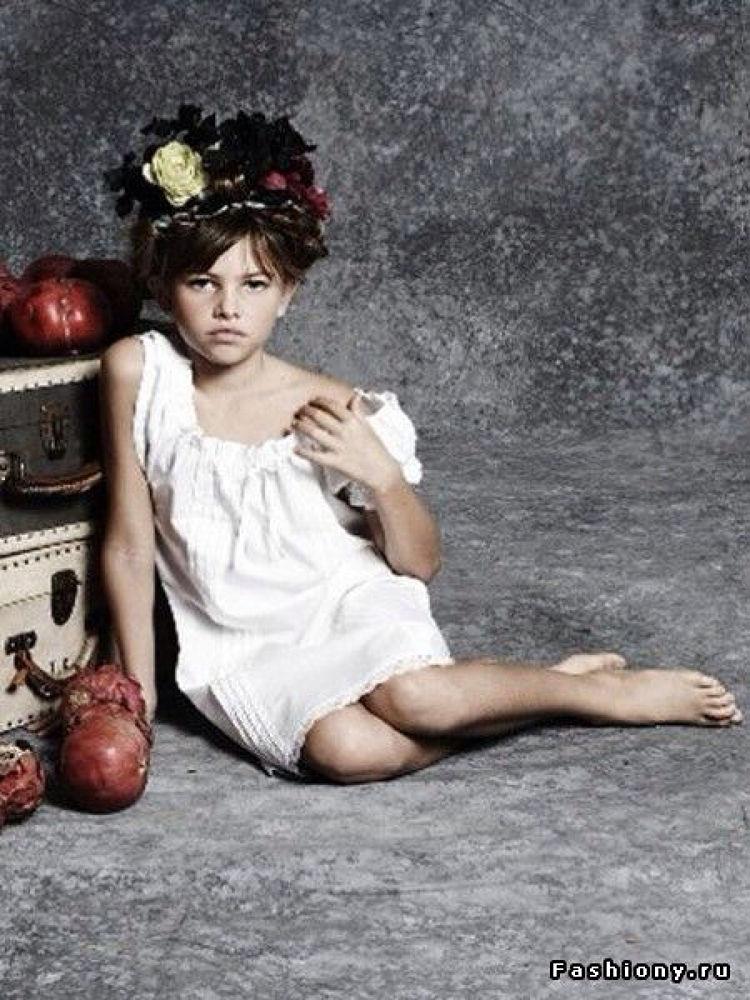 Photo Shoot by Thylane Léna-Rose Blondeau