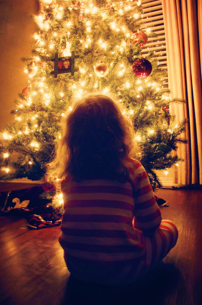 Waiting on Christmas by Palmer House Photography