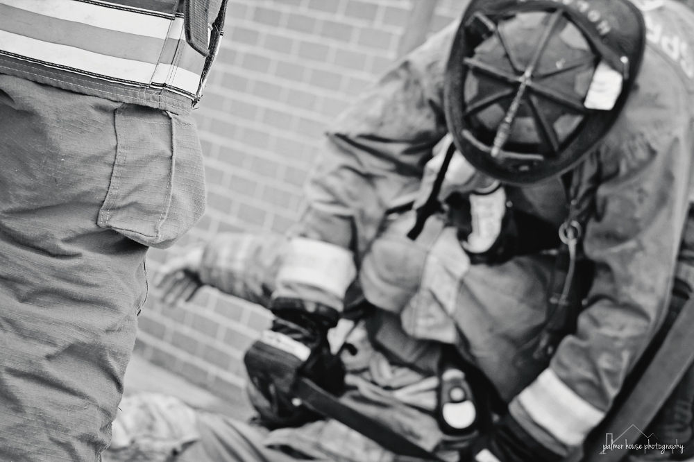 Brothers of the Boot F.O.O.L.S. Fire Training by Palmer House Photography