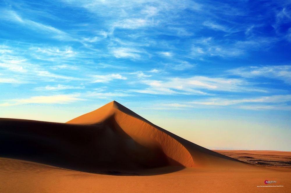 White Desert by Bassem Talaat