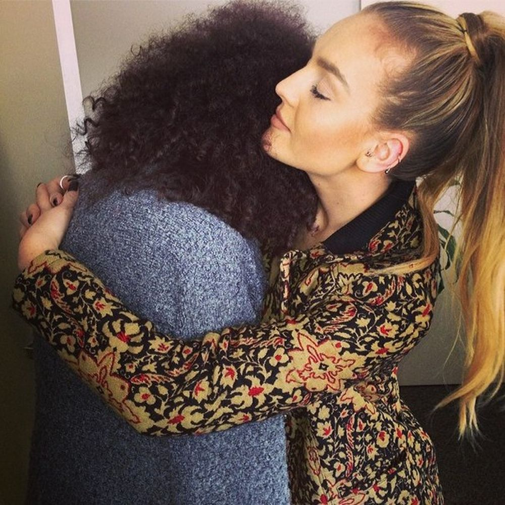 I love her. <3 by Perrie Edwards