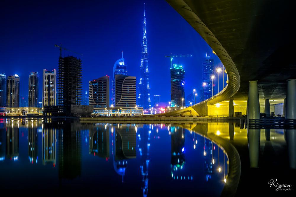 Under the Bridge by Hussain Rizwan