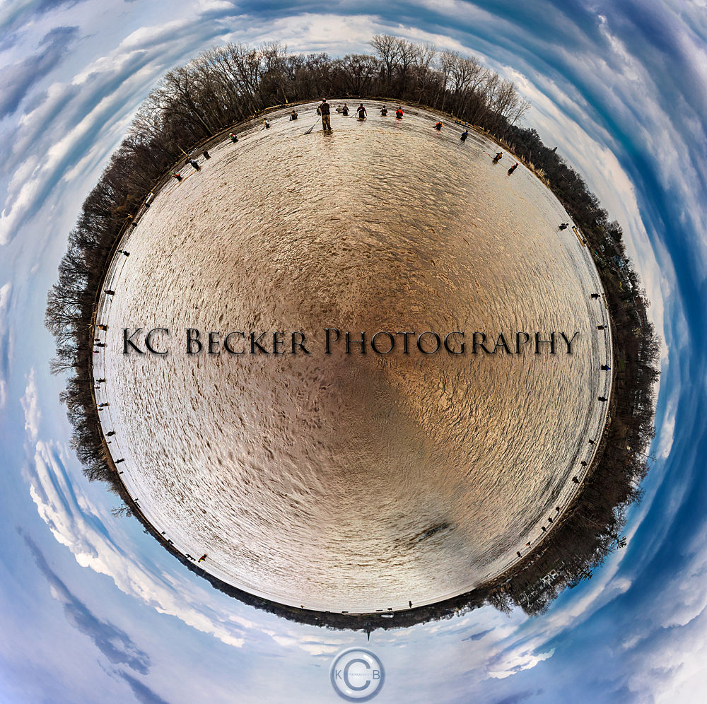 River Planet by KC Becker Photography