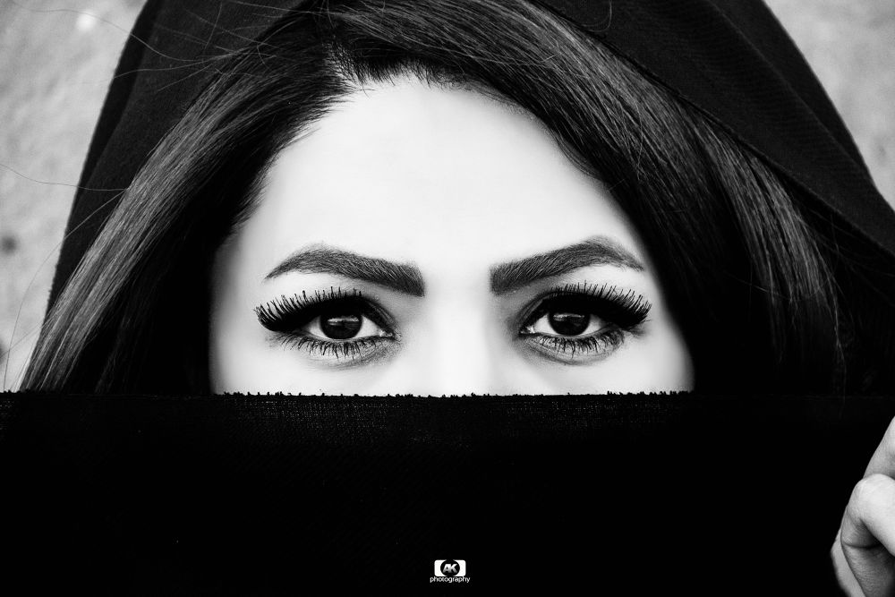 amazing eyes by Alireza AK