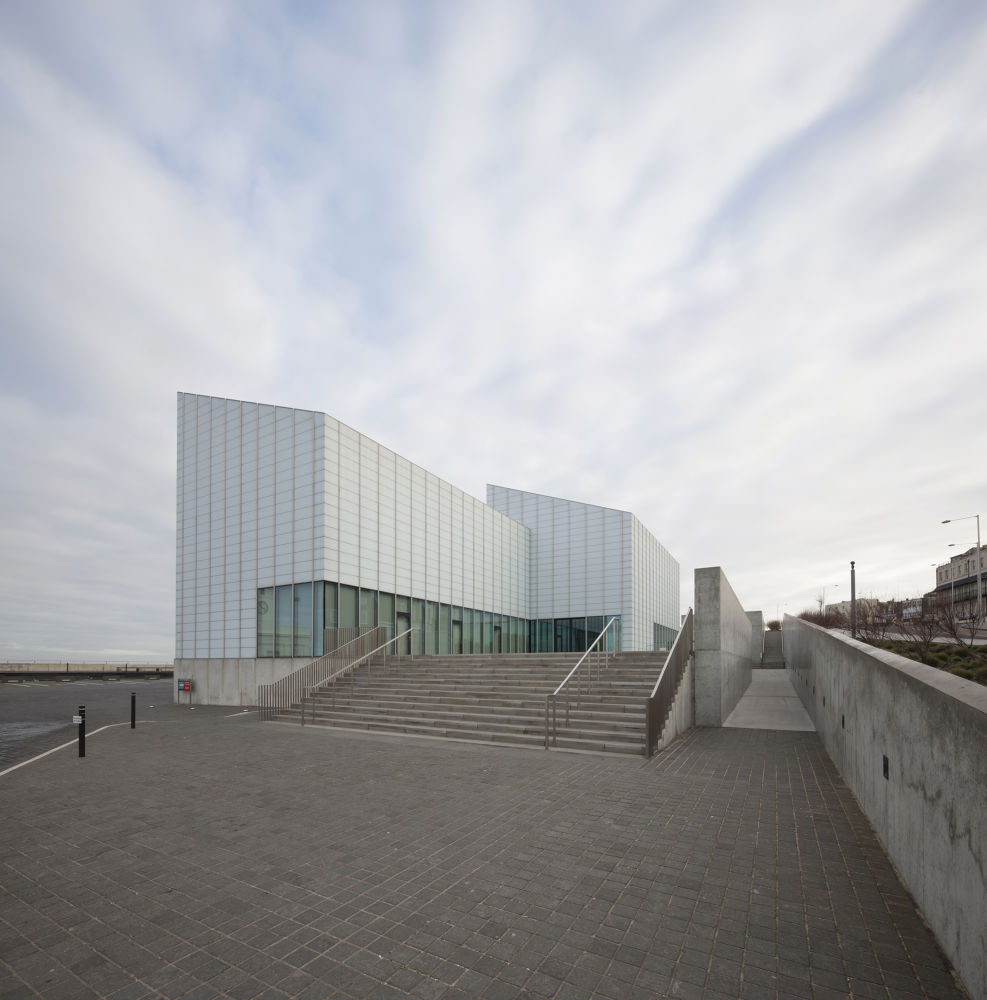 Turner Contemporary  by Patrick Clarke