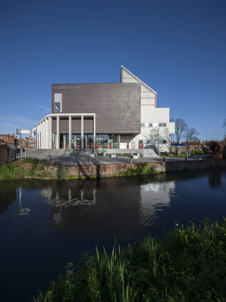 Marlowe Theatre by Patrick Clarke