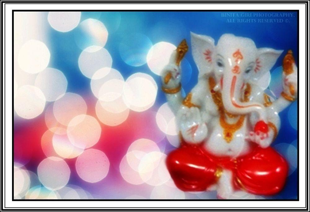 Ganesh! by binitagiri