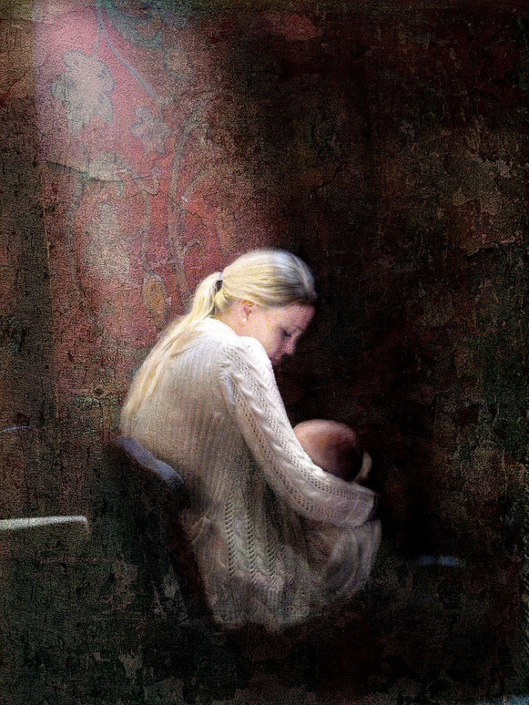 Mother and Child by OrdinaryPictures