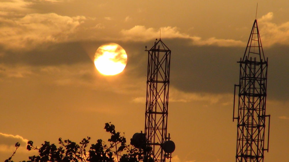 Sun Set (1) by satyamsri8