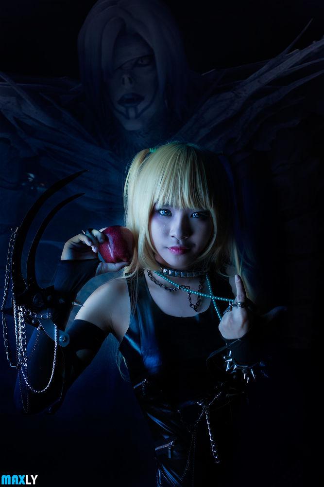 Misa - 01 by maxly