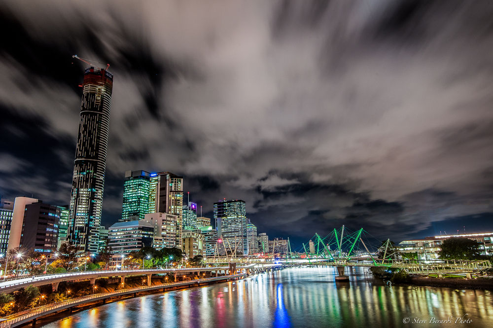 Brisbane by steveo074