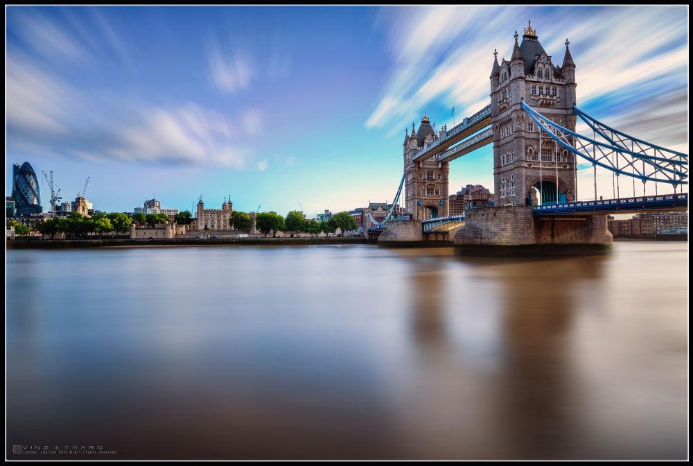 Bridge Tower by Vinz Eymard