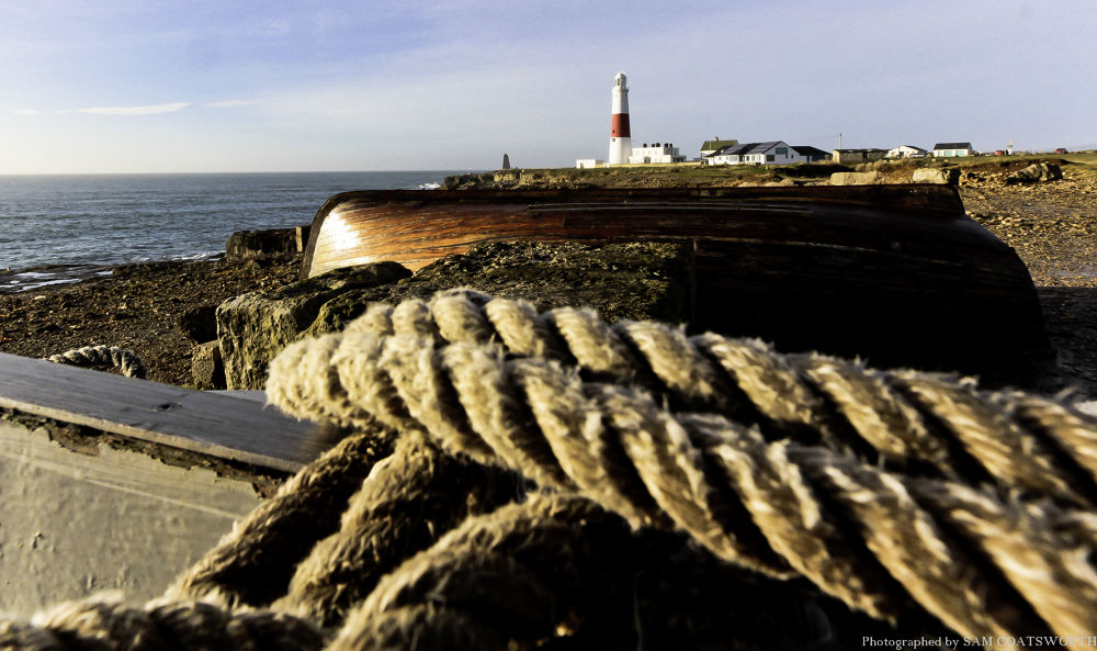 Portland Bill a different aspect by Sam Coatsworth