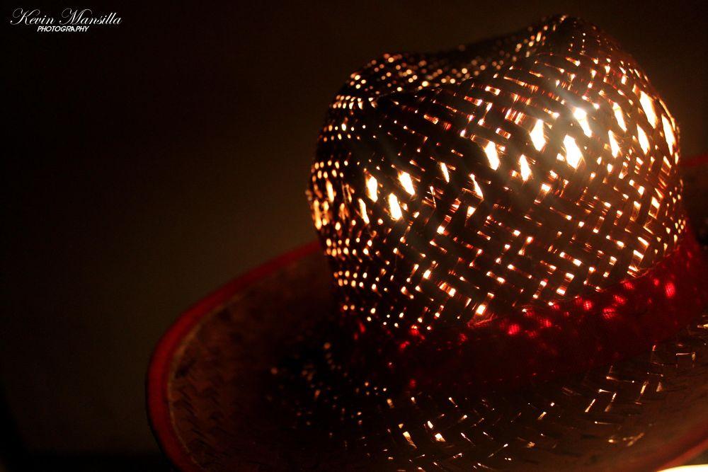 Lighting hat by Kevin Mansilla