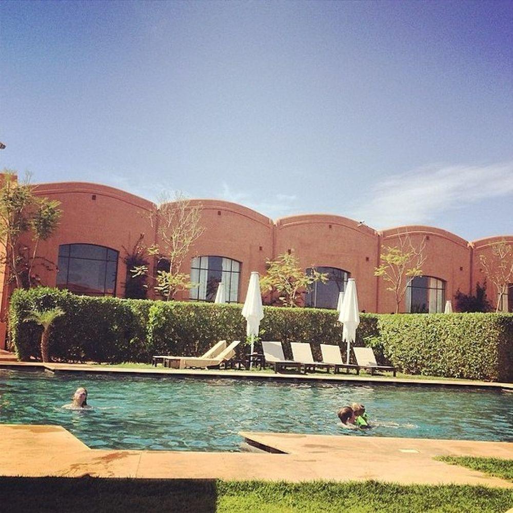 Very sunny in Morocco. ☀ by Danielle Peazer