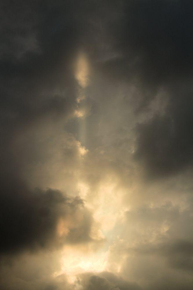 IMG_2082 .. Crepuscular rays  by John Friis Mortensen