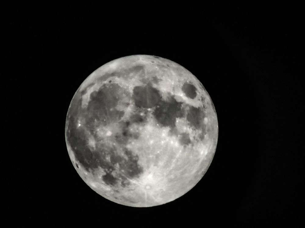 moon 17/11.2013 by John Friis Mortensen