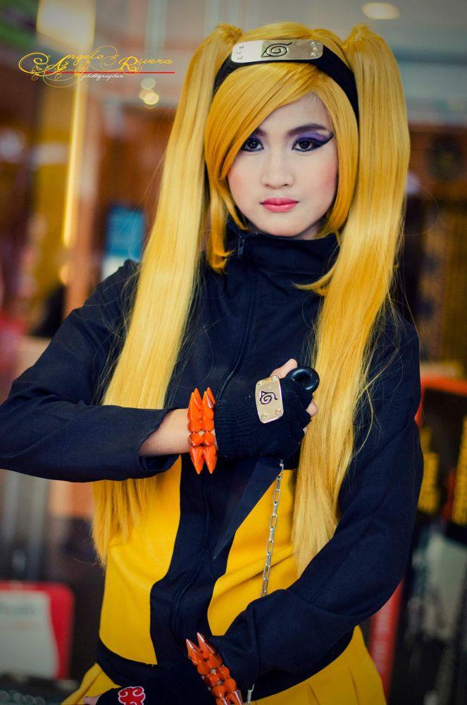 Naruto Girl Cosplayer by Angelo Rivera